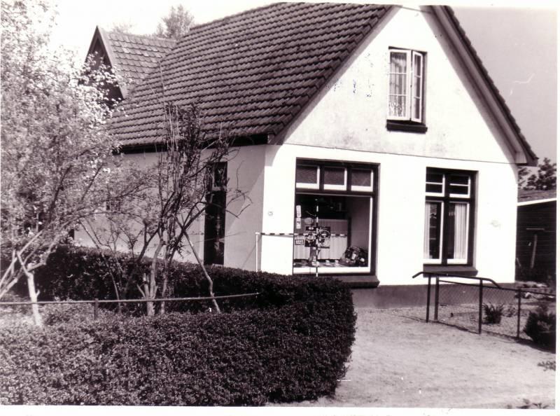 Vlijtweg de bakkerswinkel van teunis van hell aan de vlijtweg - Foto huis in l ...